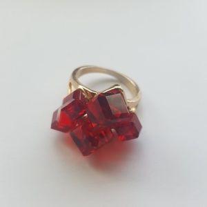 Fashion jewelry, statement ring